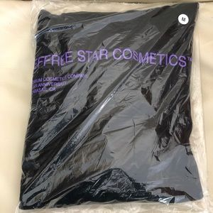 Jeffree Star M 5th Anniversary Hoodie Purple Text